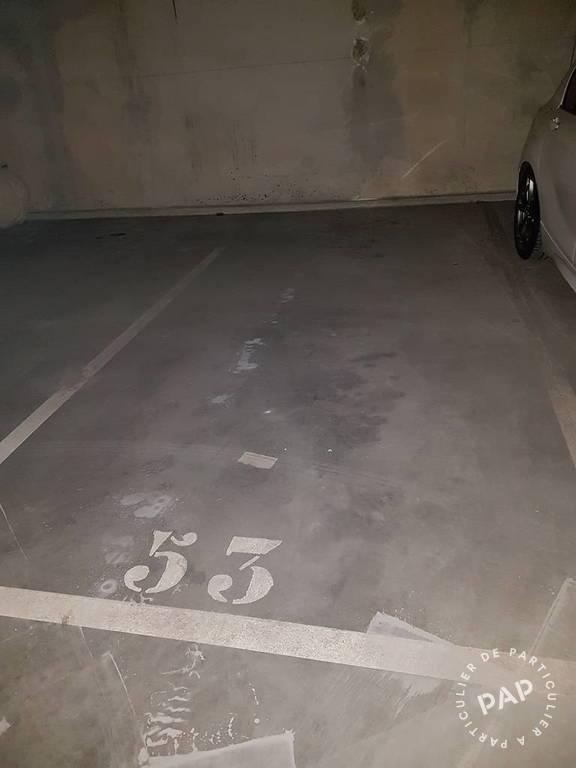 Vente Garage, parking Paris 20E (75020)  16.000€