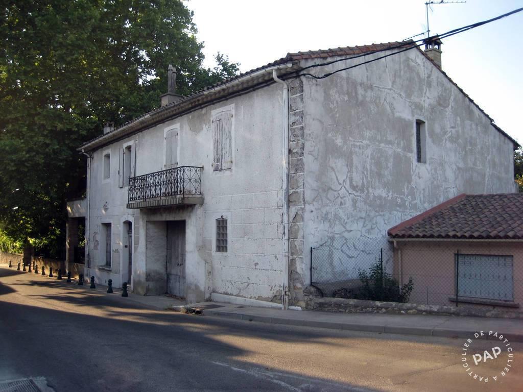 Vente Maison Lézan (30350)