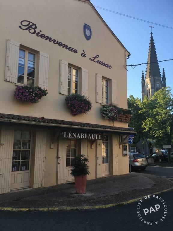 Vente et location Fonds de commerce Lussac (33570)