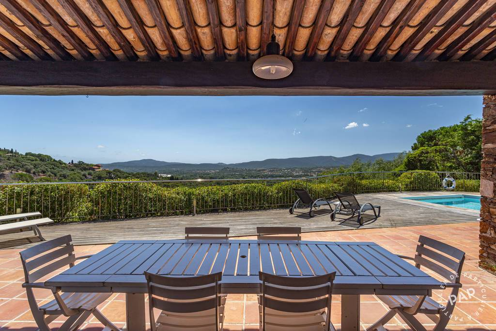 Vente immobilier 1.090.000€ 8 Km Golfe De Saint-Tropez / Grimaud