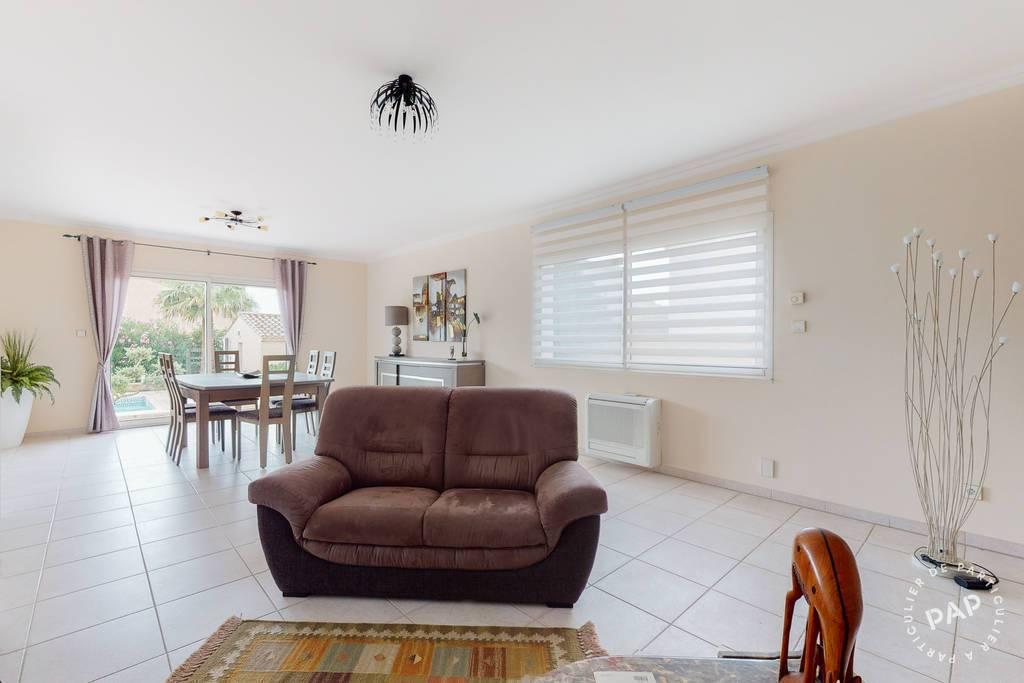 Vente immobilier 720.000€ Bouzigues (34140)