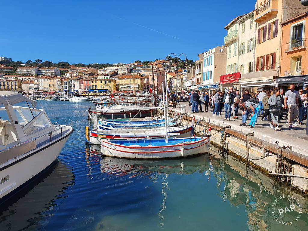 Location immobilier 1.060€ Cassis