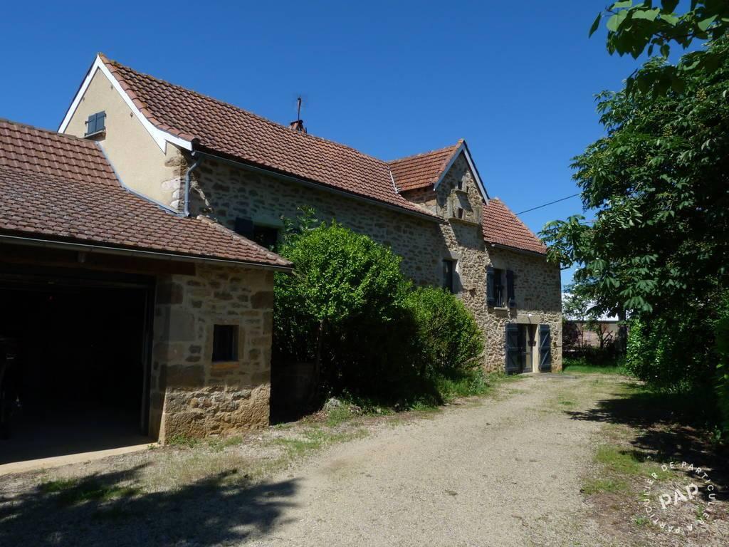 Vente immobilier 290.000€ Savignac (12200)
