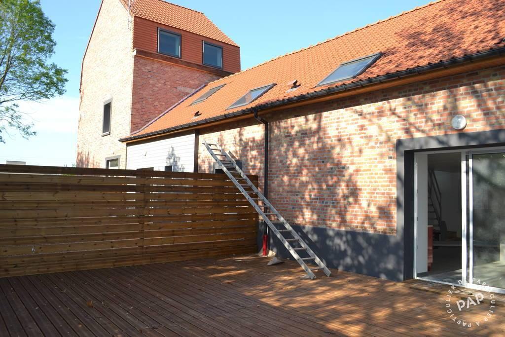 Vente immobilier 440.000€ Merville (59660)