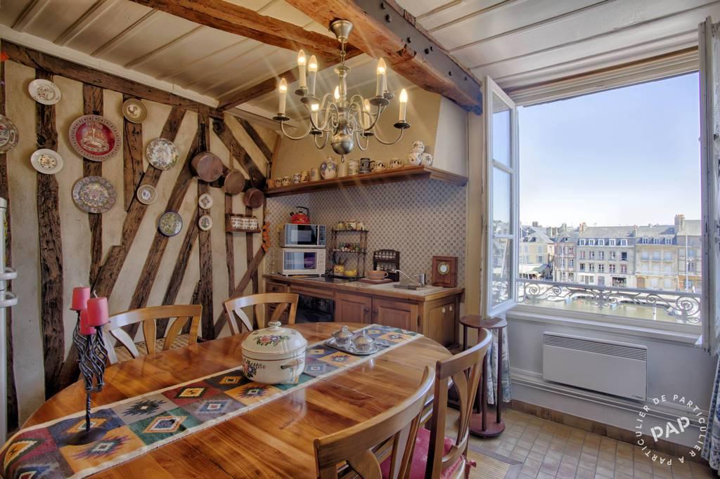 Vente immobilier 490.000€ Honfleur (14600)