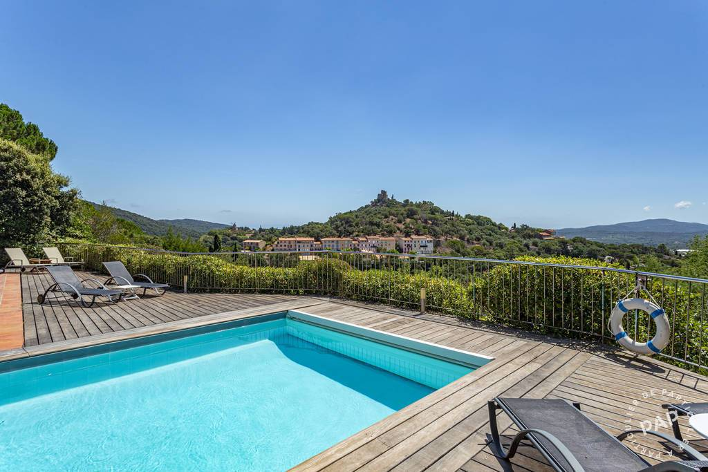 Maison 8 Km Golfe De Saint-Tropez / Grimaud 1.090.000€