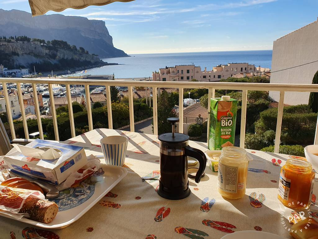 Appartement Cassis 1.060€