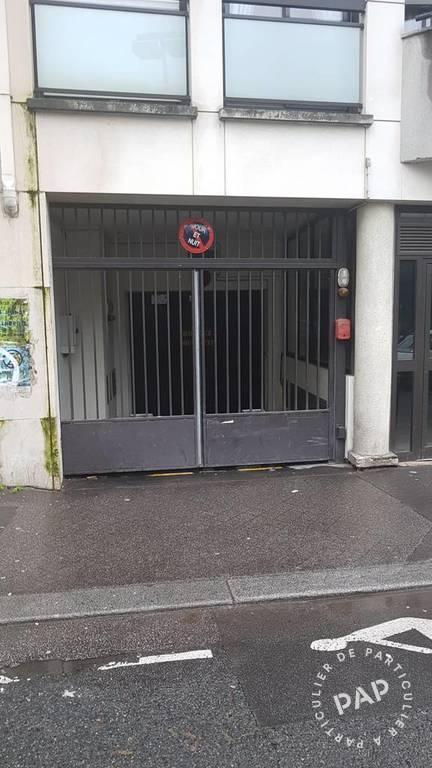 Garage, parking Paris 20E (75020) 16.000€
