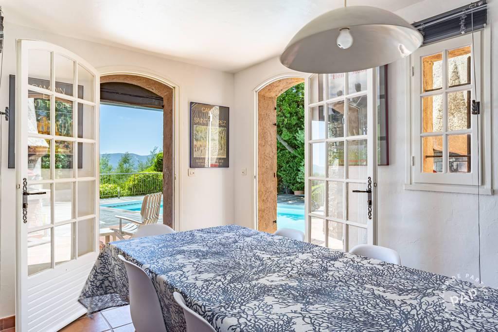 Maison 1.090.000€ 180m² 8 Km Golfe De Saint-Tropez / Grimaud