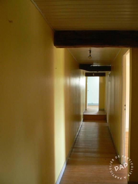 Maison 166m²