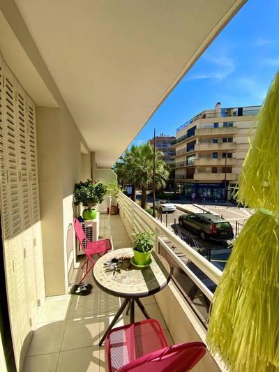 Avec Terrasse Et Parking -Sainte-Maxime (83120)