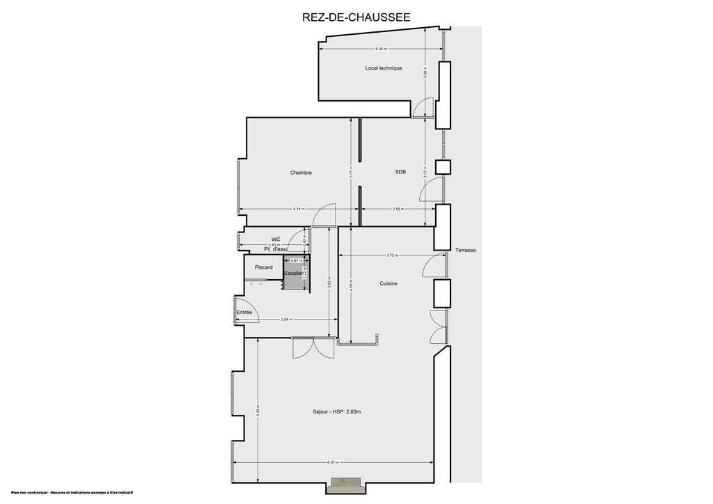 Vente Maison Maresché (72170) 170m² 130.000€