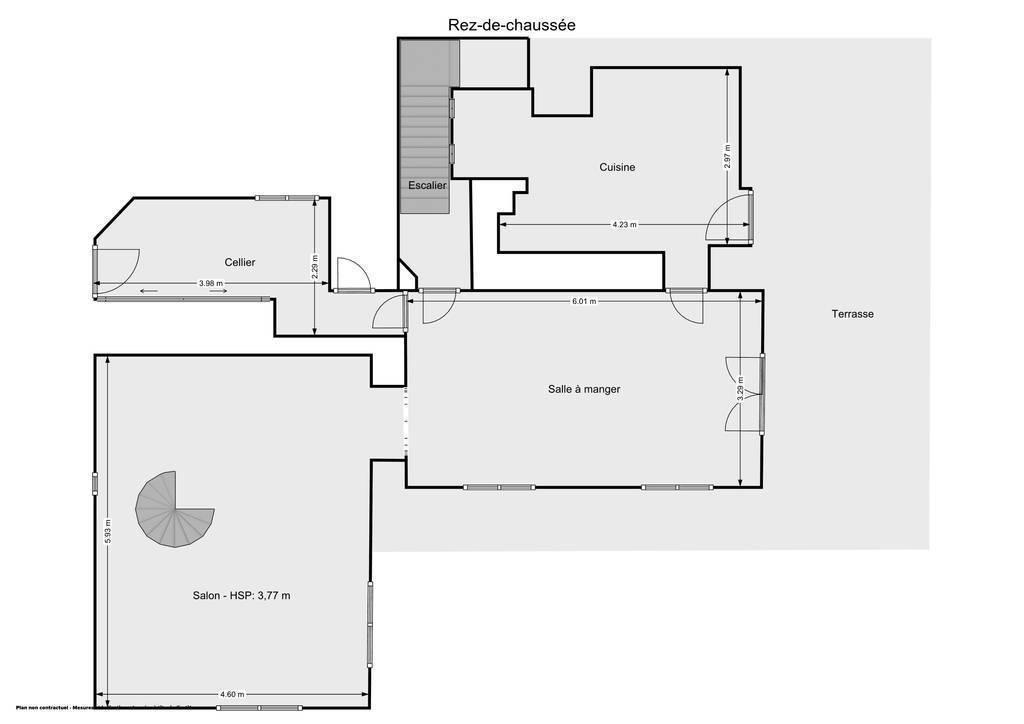 Vente Maison Peypin (13124) 128m² 530.000€