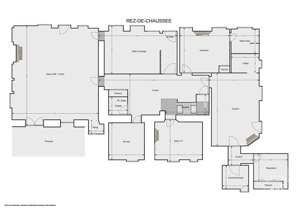 Vente Maison Hermes (60370)