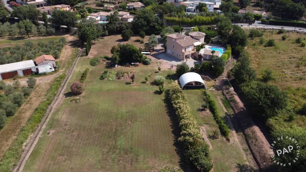 Vente immobilier 690.000€ Fréjus (83600)