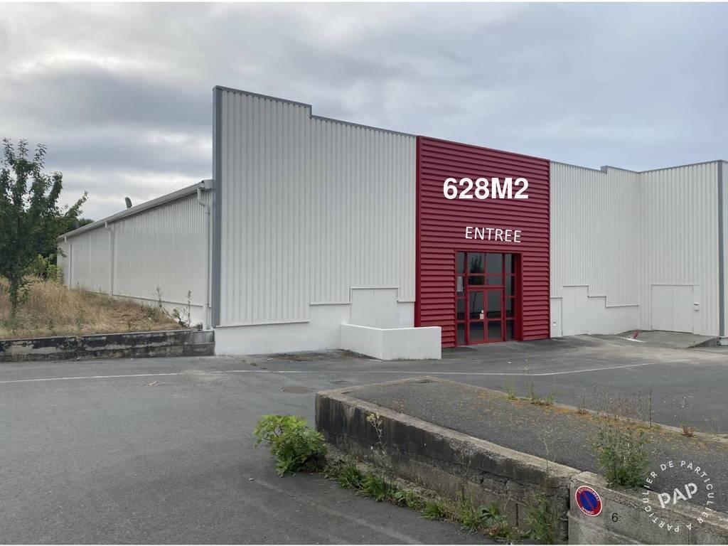 Vente et location Local commercial Cholet (49300) 607m² 3.730€