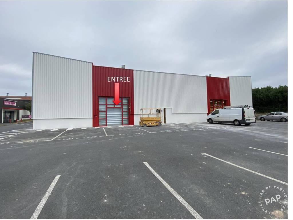 Vente et location Local commercial Cholet (49300) 328m² 3.750€