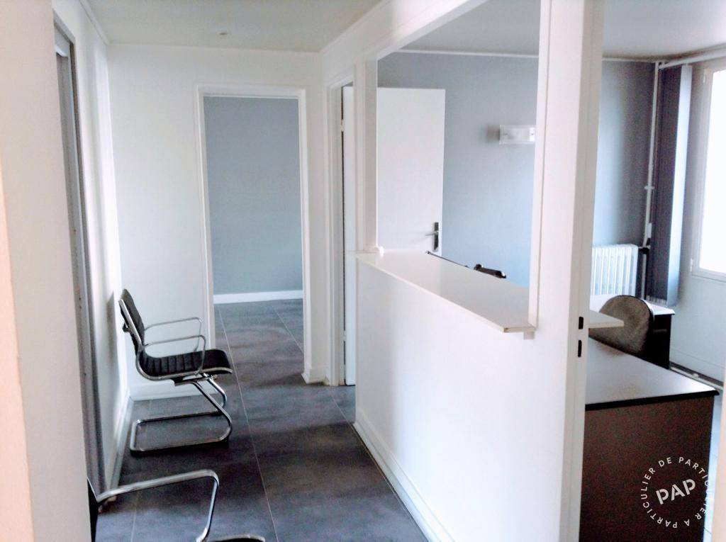 Vente et location Bureaux, local professionnel Créteil (94000) 50m² 1.100€