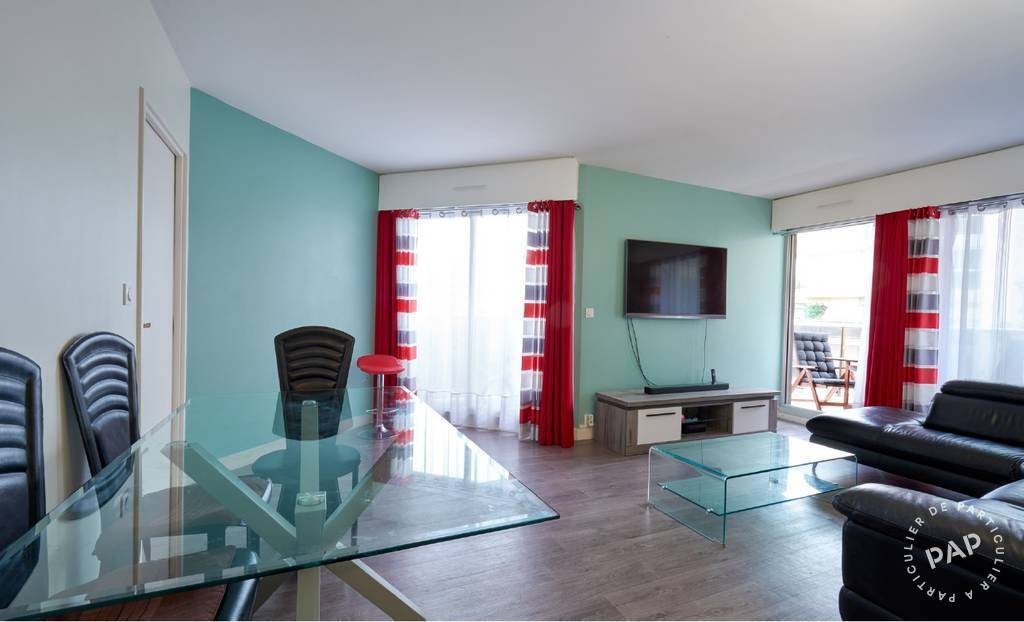 Vente Appartement Saint-Germain-En-Laye (78100) 71m² 290.000€