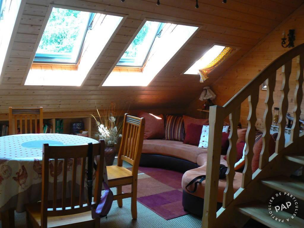 Vente appartement 3 pièces Beauvezer (04370)
