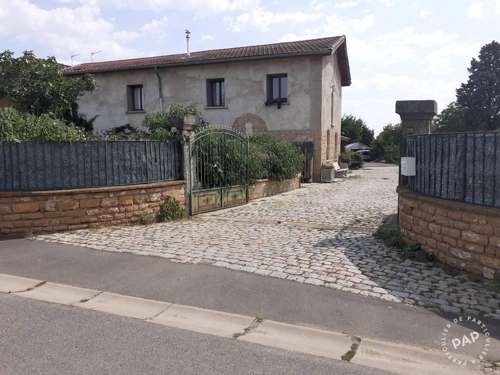 Vente Maison Quincieux (69650) 334m² 800.000€