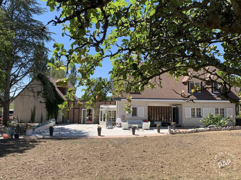 Vente Maison Cherisy - Lieu Dit Fermaincourt 300m² 620.000€