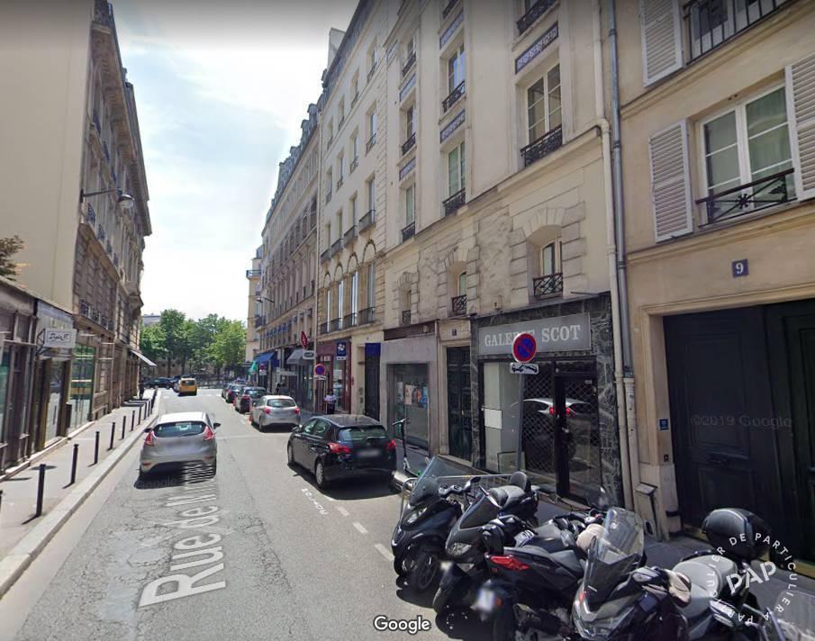 Vente et location Local commercial Paris 8E (75008) 45m² 4.000€