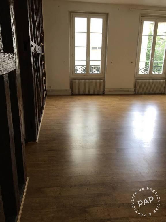 Location appartement 4 pièces Bourges (18000)