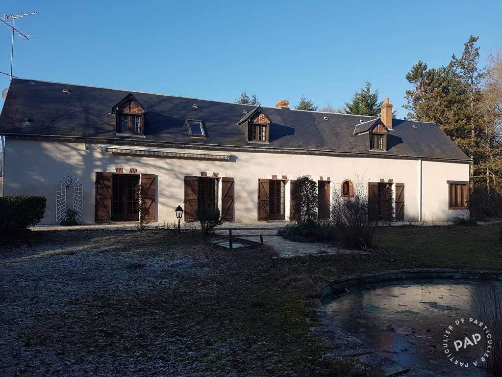 Vente Maison Ormes (45140) 200m² 385.000€