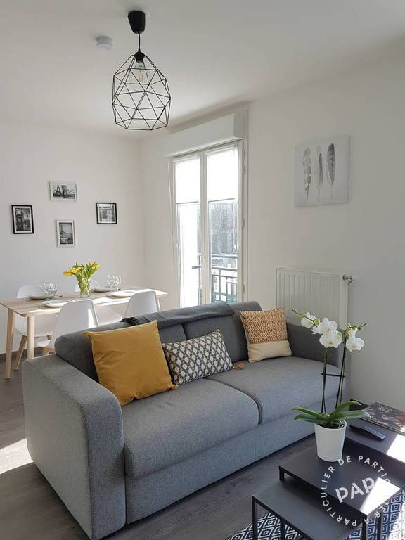Location Appartement Chessy (77700) 47m² 1.200€