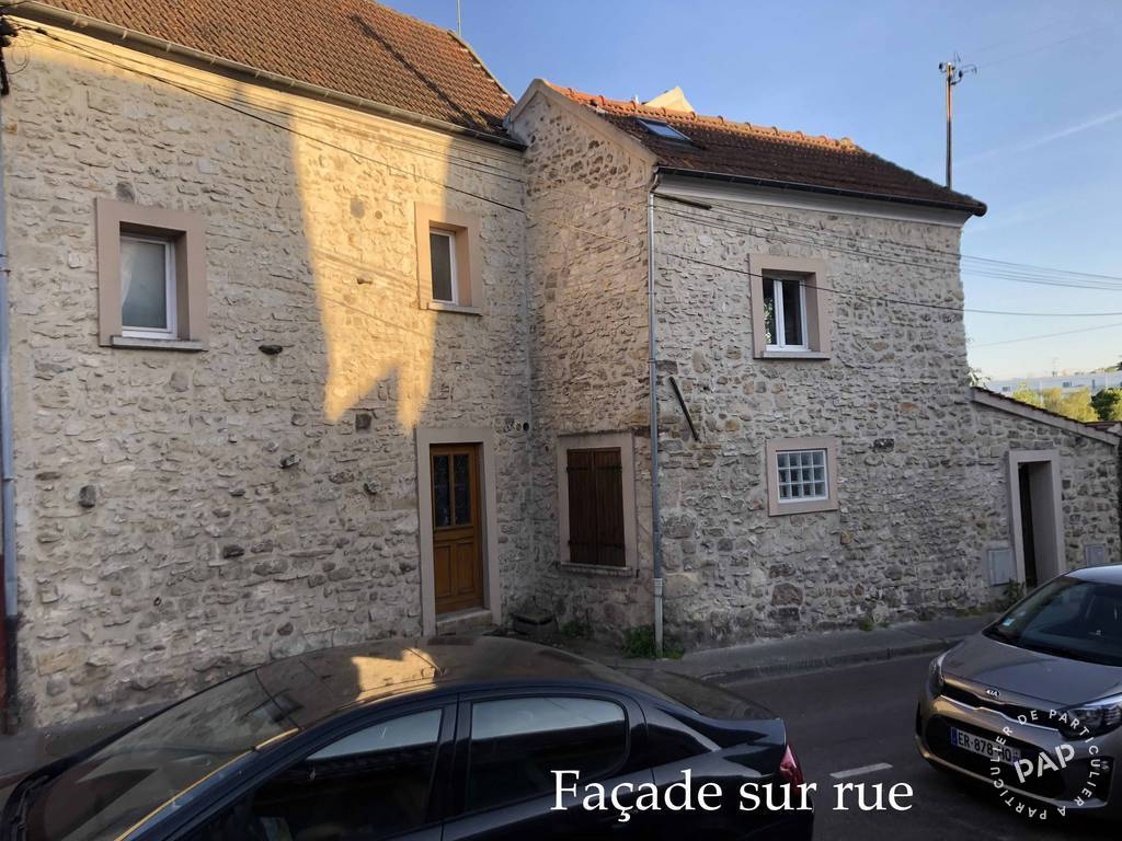 Vente Maison Pierrelaye (95480) 129m² 289.000€