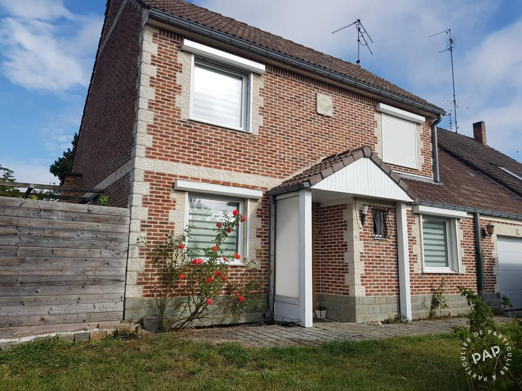 Vente Maison Cambrai (59400) 150m² 259.000€