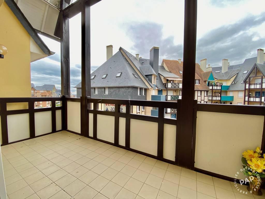 Vente appartement 4 pièces Dives-sur-Mer (14160)