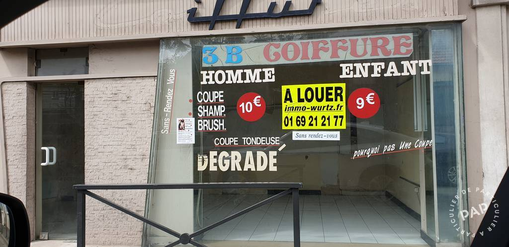 Location Local commercial Juvisy-Sur-Orge (91260) 37m² 990€