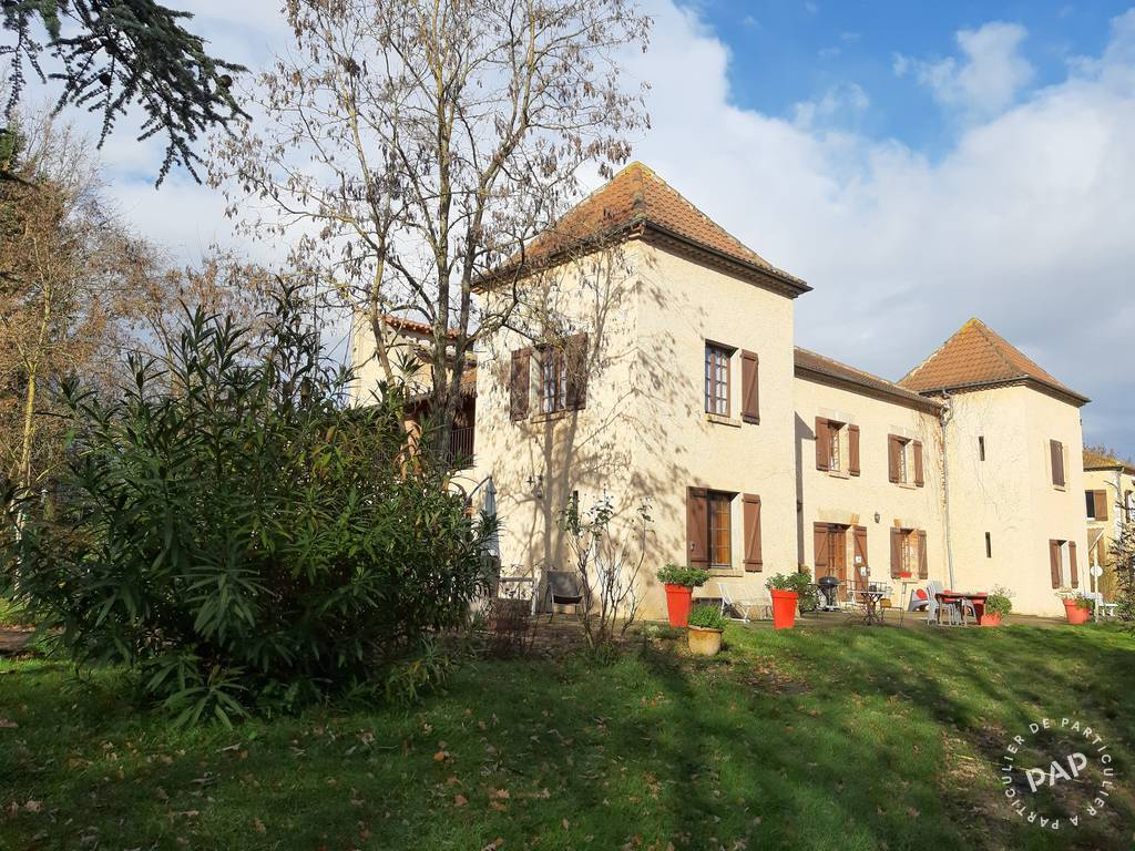 Vente Maison Montégut (32550) 425m² 345.000€