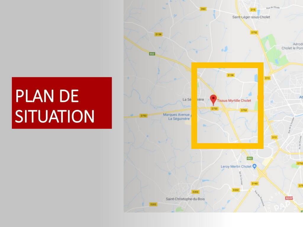 Vente et location Local commercial Cholet (49300)