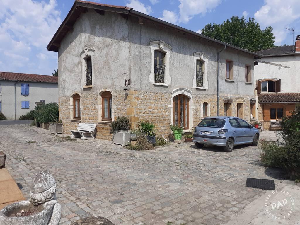 Vente immobilier 800.000€ Quincieux (69650)