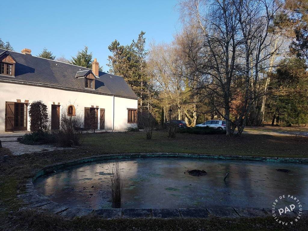 Vente immobilier 385.000€ Ormes (45140)