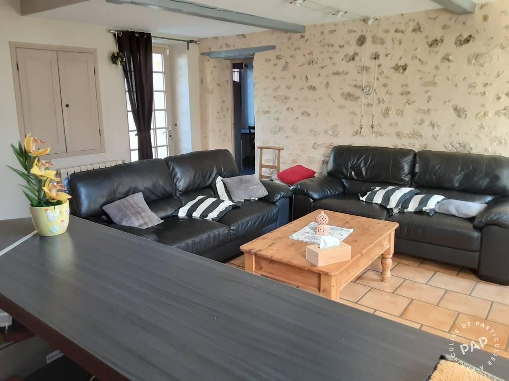 Maison À Moins D'une Heure De Paris - Everly (77157) 290.000€