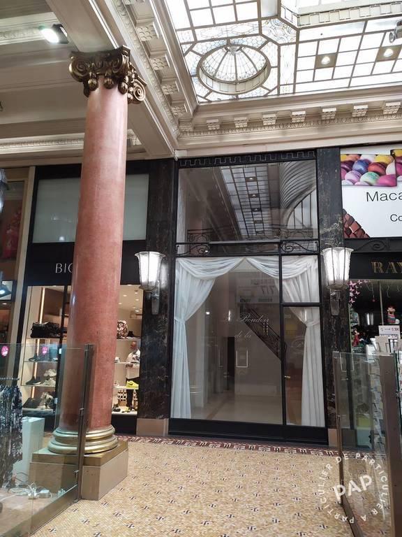 Local commercial Paris 8E (75008) 5.500€