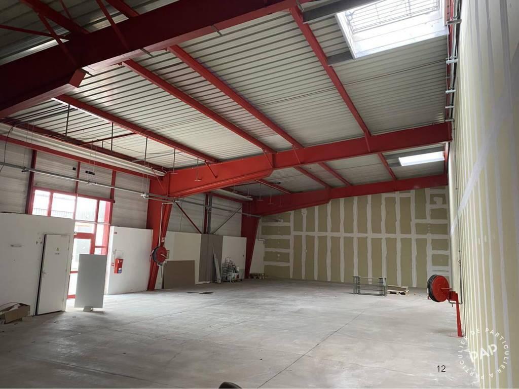 Vente et location Local commercial 328m²