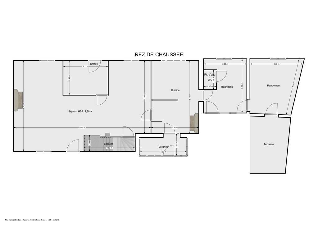 Maison 238.000€ 153m² Tracy-Le-Mont (60170)