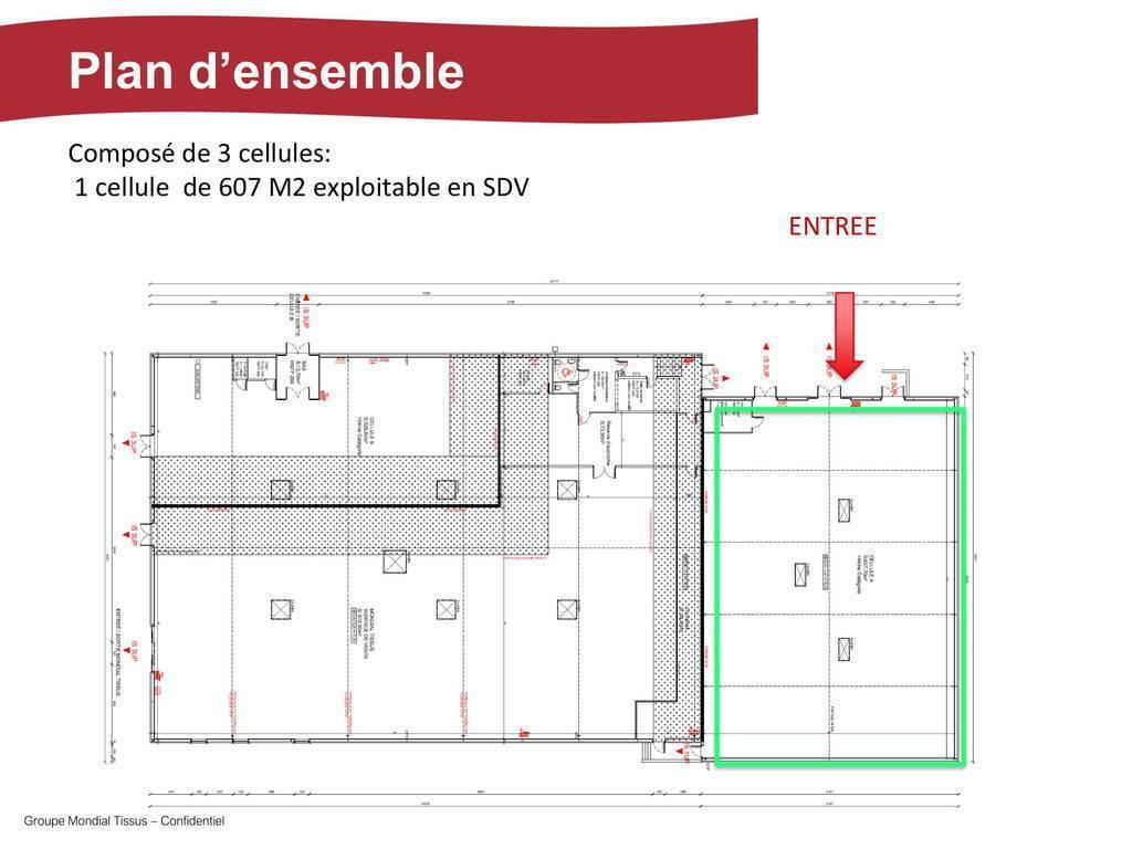 Immobilier Cholet (49300) 3.730€ 607m²