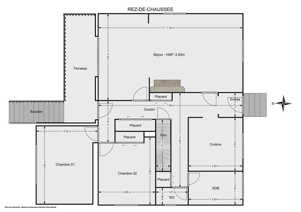 Vente Maison Fontaine-Le-Pin (14190) 100m² 185.000€