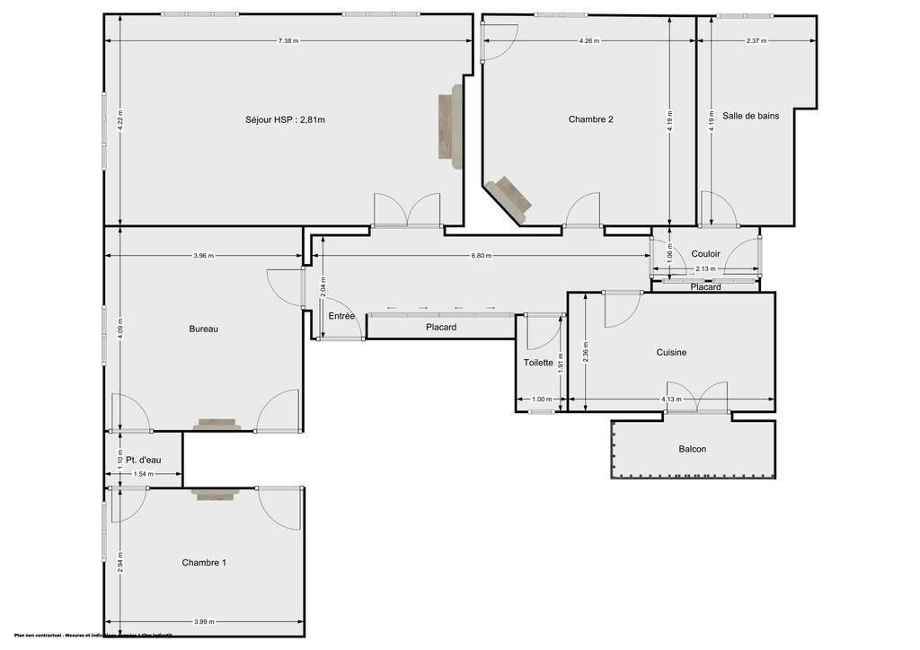 Vente Appartement Falaise (14700)