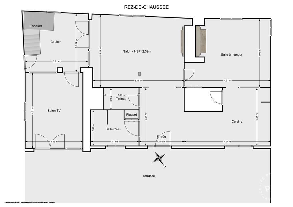 Vente Maison Plomion (02140)