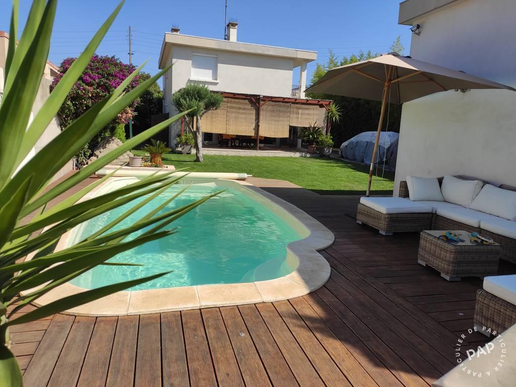 Vente Maison Sète (34200) 110m² 515.000€
