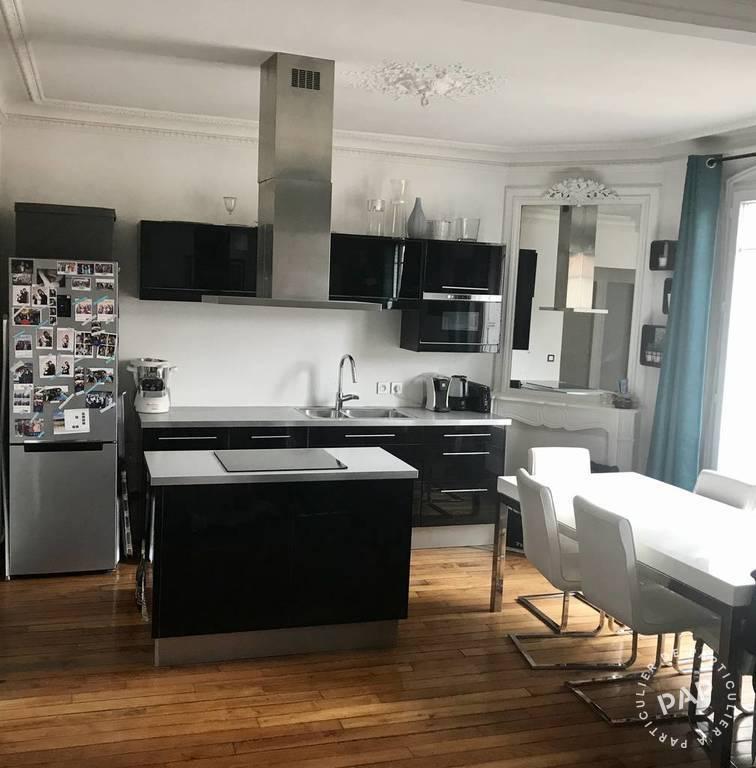 Vente Appartement Saint-Mandé (94160) 69m² 700.000€