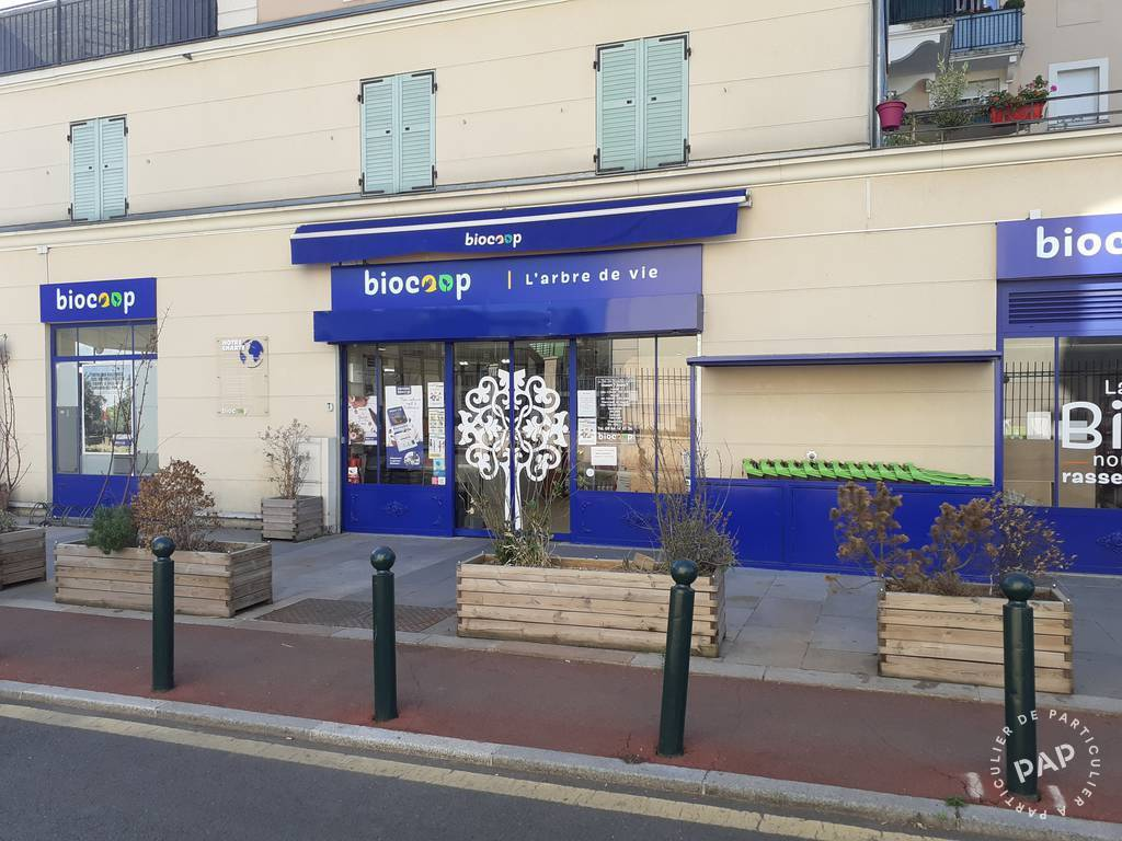 Vente Fonds de commerce Le Plessis-Robinson (92350)  1.300.000 €
