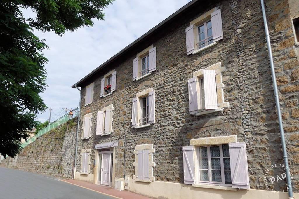 Vente Appartement Vaux-En-Beaujolais (69460) 66m² 100.000€